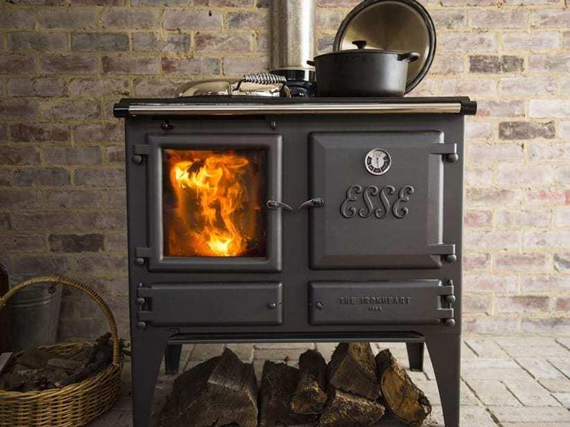 esse ironheart wood stove